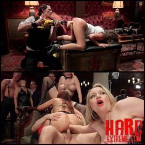 The Fantastic Fucking Folsom Orgy Pt. 2 – HD, Bondage, Kinky Porn (Release November 06, 2016)