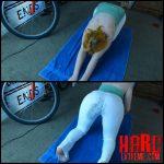 Yoga pants poop – Full HD-1080p, fuck of scat, pile shit (Release November 10, 2016)
