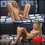Petite Blonde Newcomer Fucks the Machines Like a Pro – HD, Mashine Sex, Fisting (Release November 10, 2016)