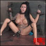 Alternative Hottie Lily Lane Vibrated and Throat Fucked in Severe Belt Bondage! – HD, extreme bdsm, crazy (Release December 20, 2016)
