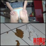 Diarrhea mishap in the kitchen – Full HD-1080p, solo scat, scat download (Release December 07, 2016)