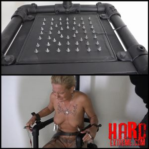Electric chair with AmateureXtreme – Full HD-1080p, bdsm sex, bdsm, bdsm video (Release December 12, 2016)