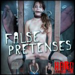 False Pretenses – Devilynne – HD, bondage, bdsm videos (Release December 10, 2016)