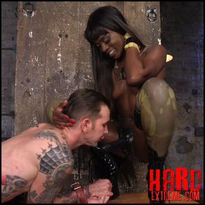 Fashion Model Ana Foxxx Turns Will Havoc Into Her Plaything – HD, femdom bdsm, extreme (Release December 25, 2016)