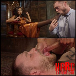 Her Willing Slave – HD, transsexual femdom, tranny sex (Release December 14, 2016)