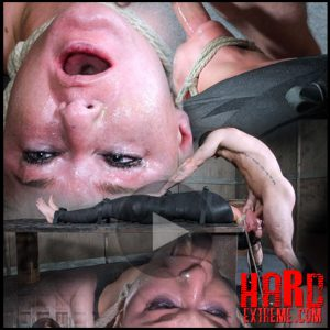 London River's is finally bound in a way she won't break every fucking thing when she cums! – HD, bdsm sex, bdsm porn videos (Release December 15, 2016)
