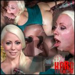 Lorelei Lee, Bondage Legend, bound with a fucking machine in her ASS, while getting throat blasted! – HD, extreme, bondage (Release December 10, 2016)