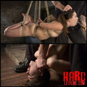 Pain Pixie Suffers in Grueling Bondage, is Tormented, and then Made to Cum – HD, extreme bondage, depfile bdsm (Release December 10, 2016)