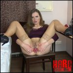 Sexy Naty – Anal Addicted – Full HD-1080p, solo Fisting, Big Dildo (Release December 20, 2016)