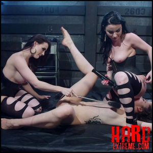 Shock the System Pt. 3: The Hologram Submits! – HD, lesbian bdsm, bondage (Release December 31, 2016)