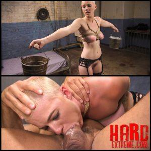 Slave Training Gorgeous Newbie: Riley Nixon – HD, bondage porn, bdsm video (Release December 08, 2016)