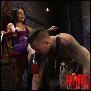 TS Foxxy's Dungeon Pain Slave – HD, Tranny Domination, Depfile extreme (Release December 21, 2016)
