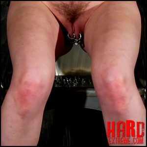 Tack Hover Sit Test – Abigail Dupree – HD, Pain, hardcore (Release December 25, 2016)