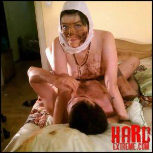 Blasphemous Scat Nun. Part 5 – Celestial, Lilith – Full HD-1080p, punishment, Shitting, Slavery (Release January 25, 2017)