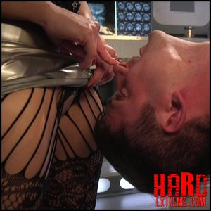 Lea Lexis Presents Her Futuristic Medical Fetish Dungeon – HD, femdom, strapon, extreme (Release January 22, 2017)