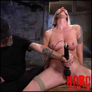 Lorelei Lee Submits to Extreme Bondage and Grueling Torment – HD, bdsm depfile, extreme domination (Release January 07, 2017)