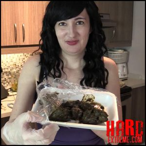 Making poop muffins for a fan Dirty Maryan scat – Full HD-1080p, DirtyMaryan, scat solo (Release January 22, 2017)