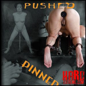Pushed, Pinned, Pounded Part 3 – Milcah Halili – HD, extreme bdsm, kinky porn bdsm (Release January 1, 2017)