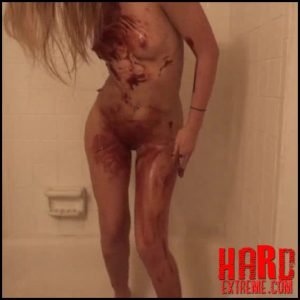 This Girl is Way Too Hot for Scat 8 – Full HD-1080p, extreme solo scat, scat porn (Release January 12, 2016)