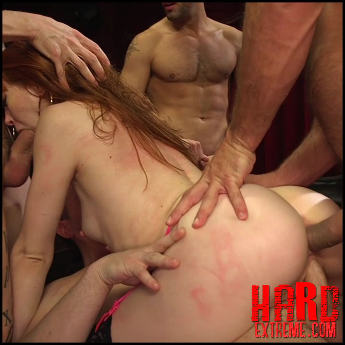 Alexa Nova in Bachelor Party Pandemonium - HD, extreme bdsm, sex hardcore (Release February 24, 2017)