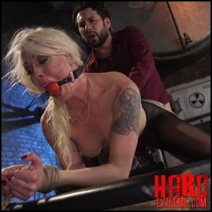 Anal Foreclosure – HD, Bondage, Kinky Porn, Male Domination (Release February 18, 2017)