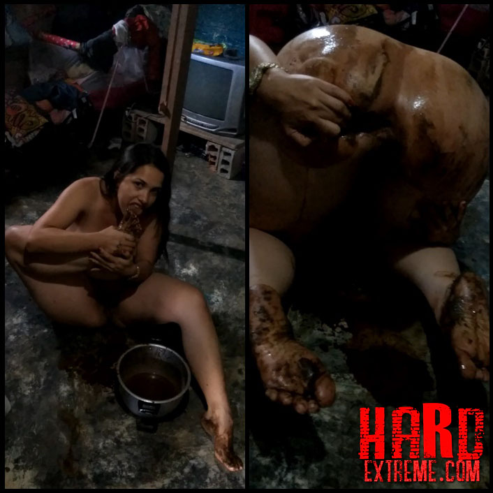 Dirty feet red nails - TattyDirtyPoo scat - Full HD-1080p, depfile scat porn, extreme scat (Release February 24, 2017)