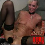 Horny anal stretching with my dickseten 2 plus with lady-isabell – Full HD-1080p, solo masturbation, dildos (Release February 07, 2017)