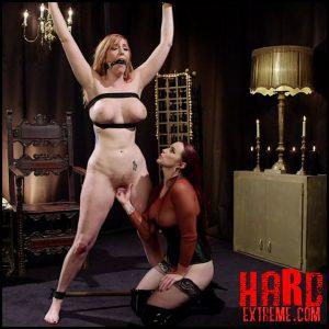 Bella Rossi Breaks in Redhead Lesbian Anal Slave – HD, bdsm videos, bdsm slave (Release March 03, 2017)