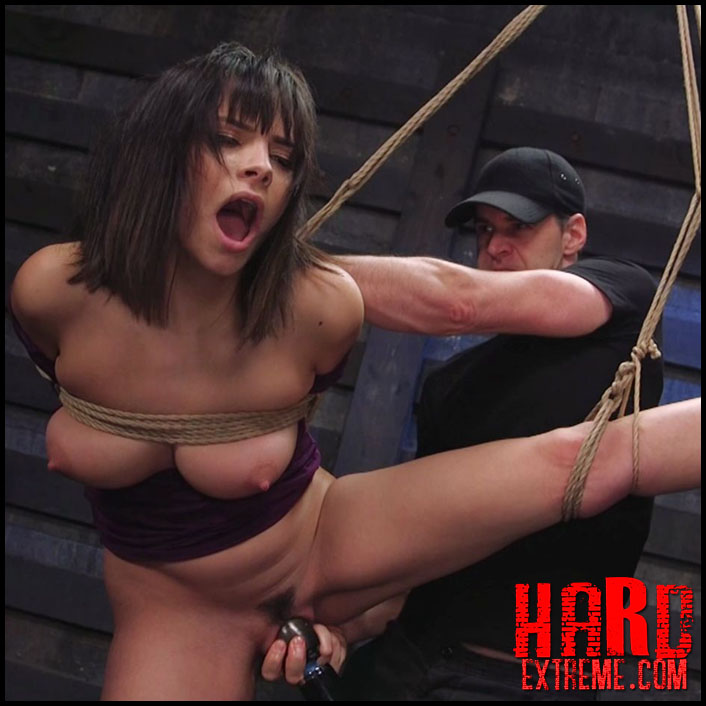 Big Tits, Tight Dress, High Heels New Slave Training Violet Starr - HD, bdsm hardcore (Release March 15, 2017)