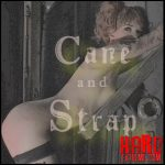 Cane and Strap – Abigail Dupree – Full HD-1080p, Redhead, Spanking, Wrist Cuffs (Release March 31, 2017)