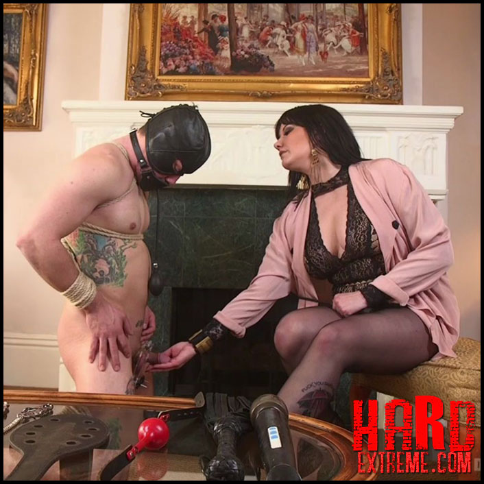 DivineBitches - The Queen's Slave Training - HD, femdom kinky, hardcore femdom porn (Release March 20, 2017)