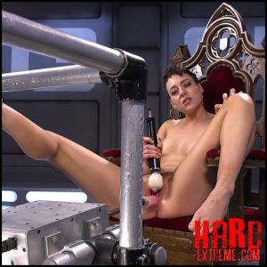 FuckingMashines – Tall and Fit Sex Kitten Has Mind Blowing Orgasms from Our Machines – HD, sex mashine, depfile bdsm (Release March 02, 2017)