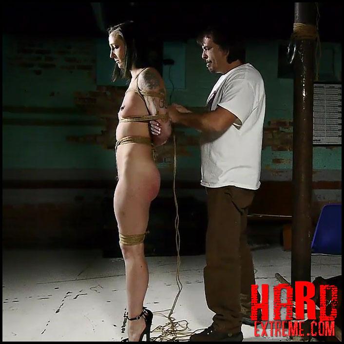 Illustrious Rouge's Box Hogtie – Part 1 - HD, bondage videos, bdsm, bdsm bondage (Release March 27, 2017)