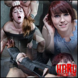 Insex – Stephie Staar slips into Sub Space pretty fast and takes a brutal face and pussy pounding – HD, bondage sex porn (Release March 27, 2017)
