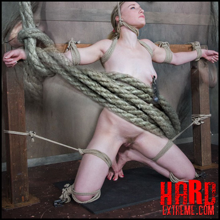 Releasing Riley – Riley Reyes - HD, bdsm bondage, pain slut (Release March 24, 2017)