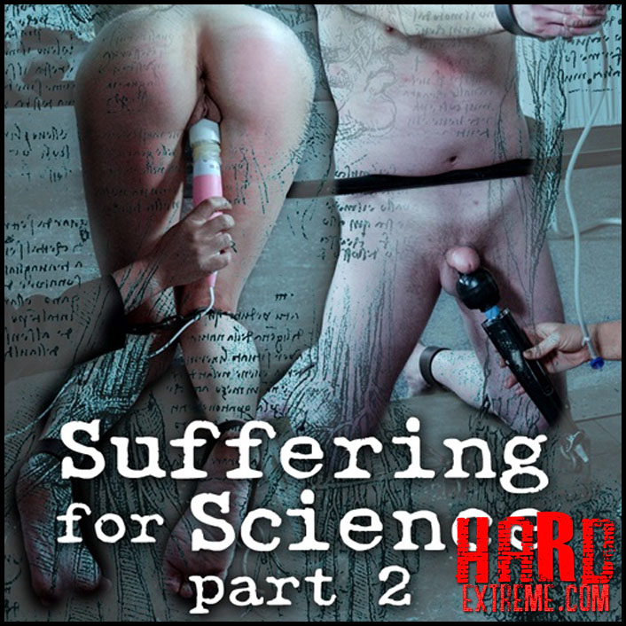 Suffering for Science Part 2 – Slave Fluffy, Abigail Dupree, London River - HD, Bondage, Kinky Porn (Release March 01, 2017)