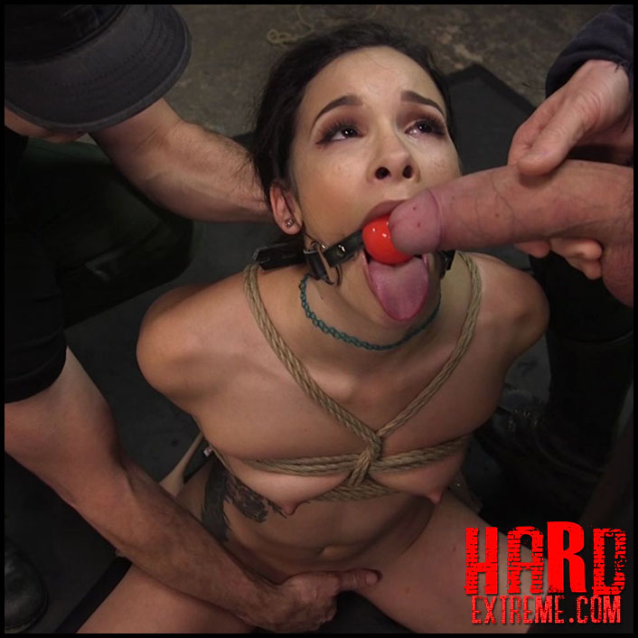 TheTraining0f0 - Bondage Slut Eden Sin Submits to Deep Anal Discipline Training - HD, bdsm porn, kinky porn (Release March 02, 2017)