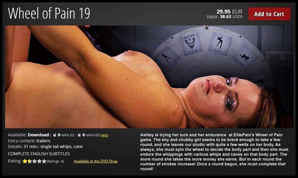 20 elitepain wheel of pain Wheel of