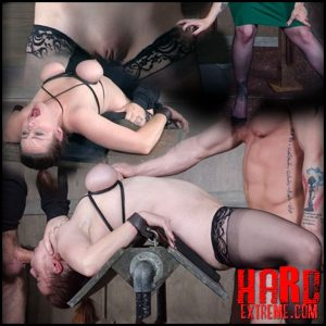 Bella Rossi BaRS Part 2: Busty Bella Beautifully Bound Backwards Beaten with Boners – HD, Male Domination (Release April 13, 2017)
