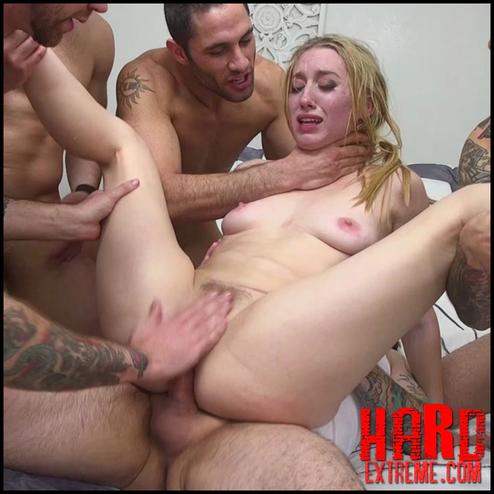 HardcoreGangbang - Desperate To Deal - HD, Double Vaginal, Gangbang, Male Domination, role play, straight (Release April 07, 2017)