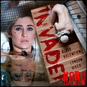 Invader – kleio valentien, london river – HD, BDSM, MALE DOMINATION, NECRO PORN FANTASYS (Release April 30, 2017)