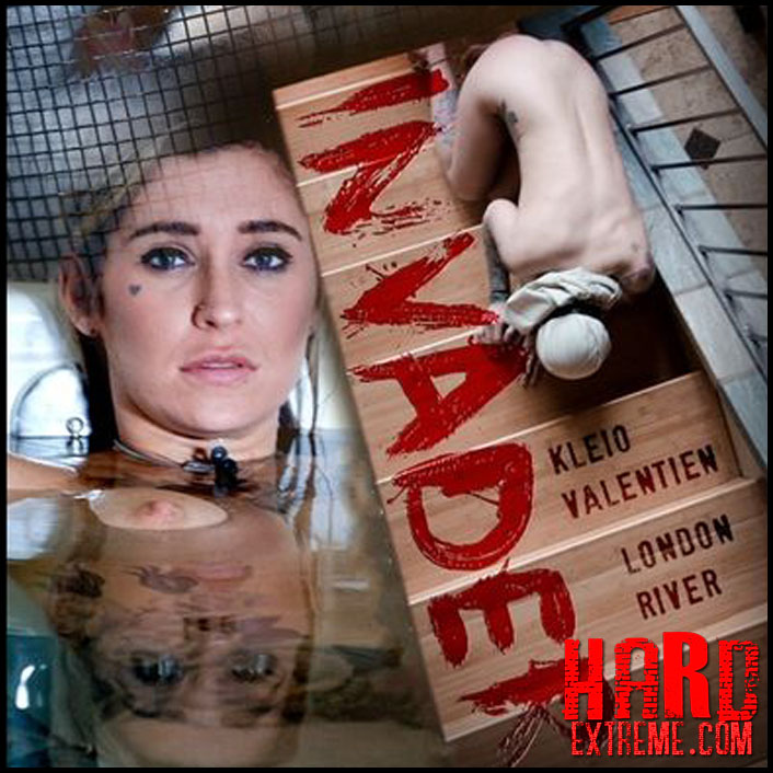 Invader – kleio valentien, london river - HD, BDSM, MALE DOMINATION, NECRO PORN FANTASYS (Release April 30, 2017)