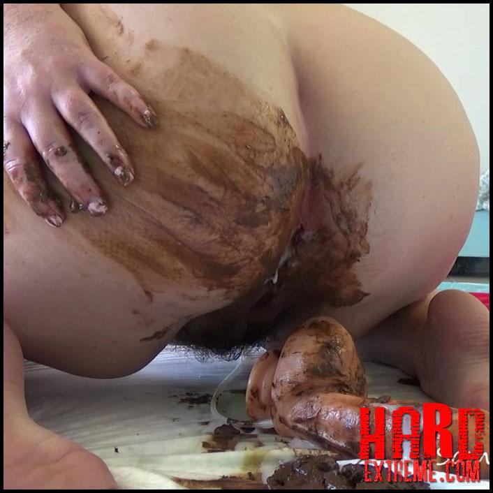Samantha Starfish - Shitty Anal Fucking And Cum Shot