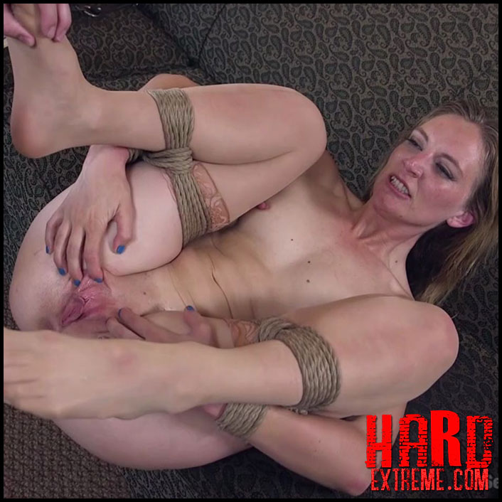 SexAndSubmission - Anal Psycho 3 – Mona Wales - HD, role play, rope bondage, Squirting (Release April 15, 2017)