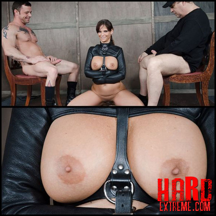 Bdsm fetish straight jacket diaper bondage