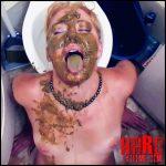 Elecebra-club – Elecebra shit smeared – Full HD-1080p, shitting porn, poop smear (Release May 02, 2017)