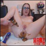 EllaGilbert – Dirty thick buttplug part II – Full HD-1080p, EllaGilbert scat porn, depfile scat