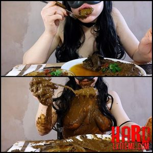 Anna Coprofield – Anna's Private Dinner Vol.2 / 3 Saved and 1 Fresh Shit part 1-2 – Full HD-1080p, kaviar scat, pooping girls (Release May 16, 2017)