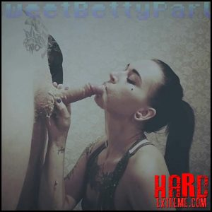 SweetBettyParlour – Blowjob deep throating with vomit – Full HD-1080p, deep throating, vomit (Release May 16, 2017)
