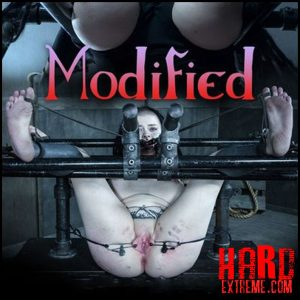Infernal Restrains – Modified – Luna Lavey – HD, Insex BDSM, domination depfile (Release May 28, 2017)